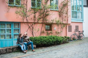 Pretty Bremen streets