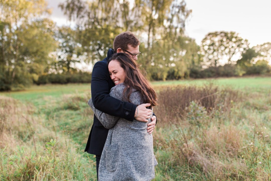 Colchester engagement shoot