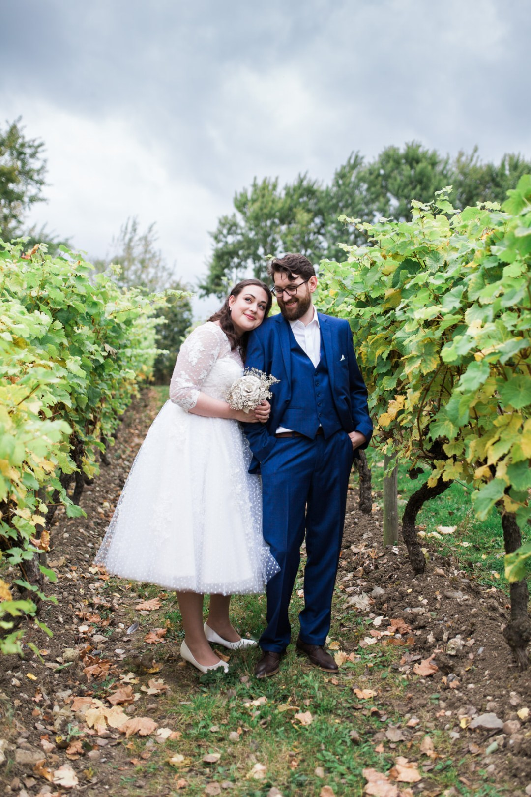 The Great Lodge wedding vineyard