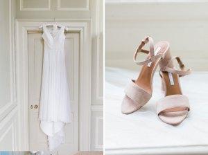 Glemham Hall bridal suite