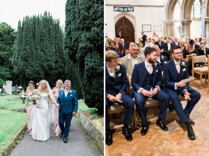 Stanford-le-Hope church wedding
