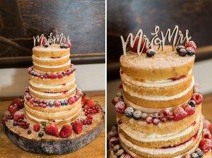 Little Lucy's Bakery wedding cake, Braintree