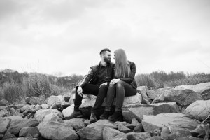 Woodbridge engagement shoot