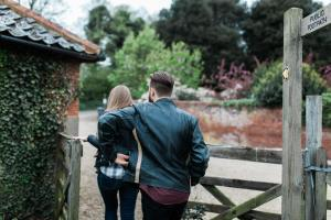 Woodbridge engagement shoot