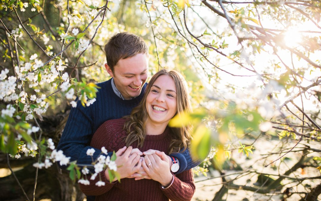 Wrabness Engagement