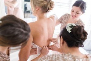 Fennes bridal suite