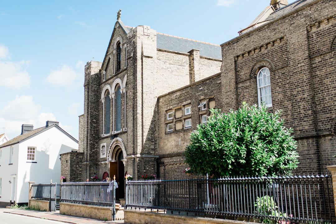 colchester catholic church