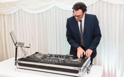 Finding your wedding DJ