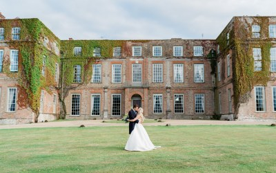 Glemham Hall Wedding