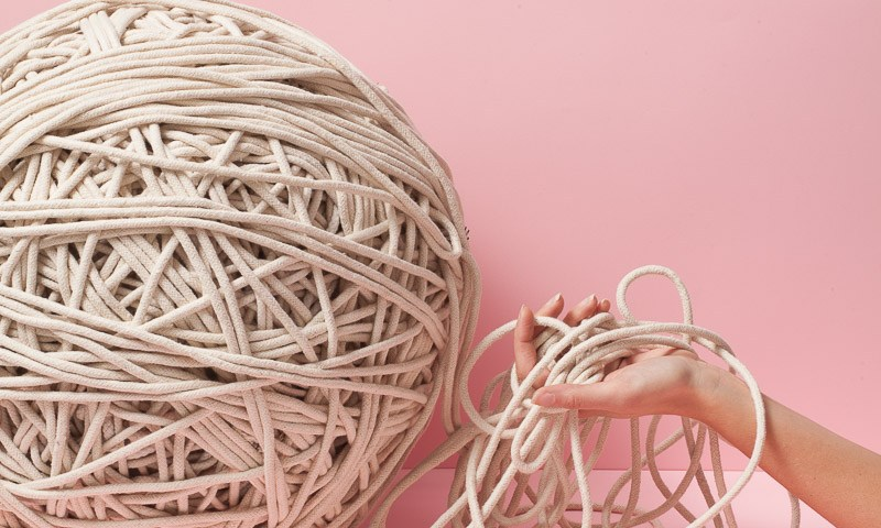 Roped In By Gemma Patford Creative Craft Projects Made With Rope