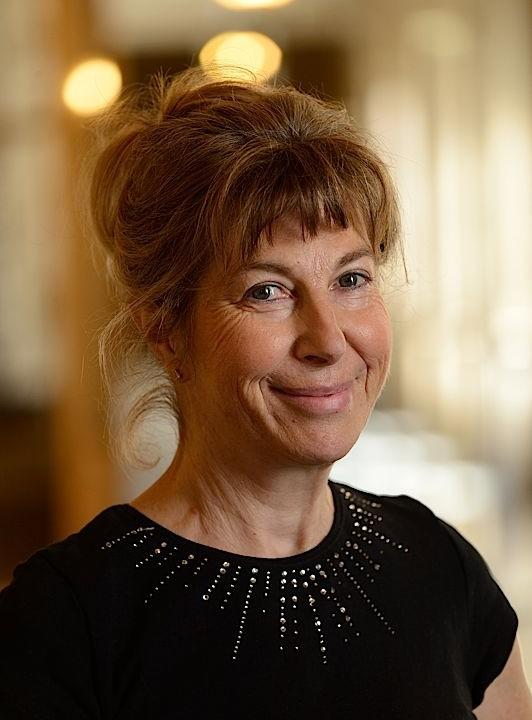 Portrait de Béatrice Brenneur -présidente fondatrice de GEMME Europe