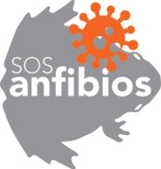 Logotipo del proyecto SOSanfibios. Abre en ventana nueva.