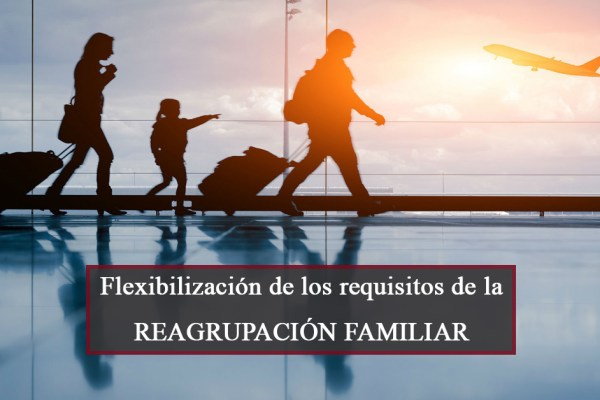 reagrupación familiar