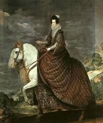 Queen Isabel / Elizabeth