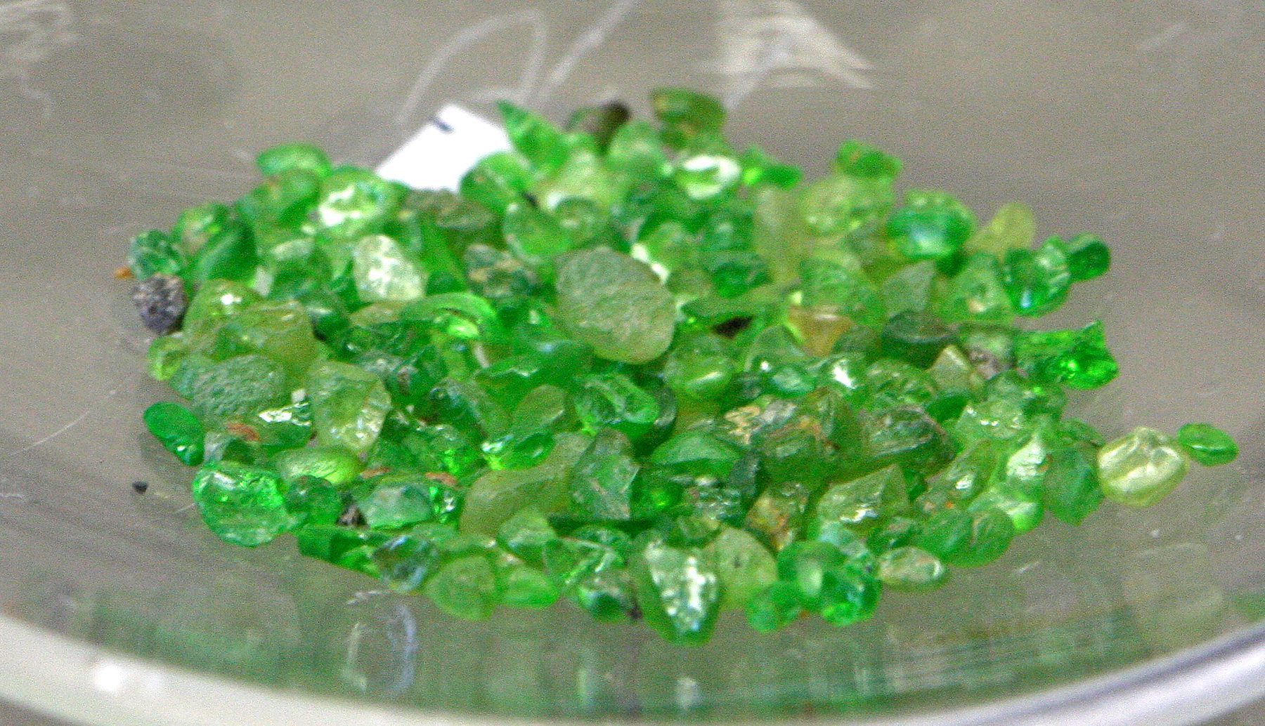 Demantoid Garnet Value Price And Jewelry Information