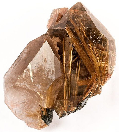 Rutilated Quartz The Gemstone List