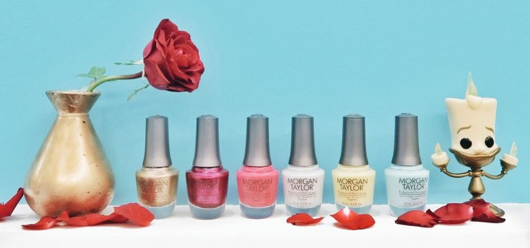 Morgan Taylor Beauty and the Beast Collection