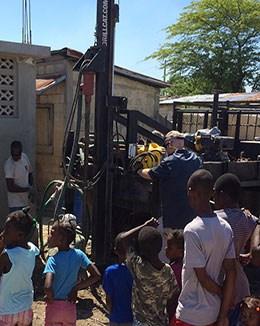 Well Drilling Merger Haiti