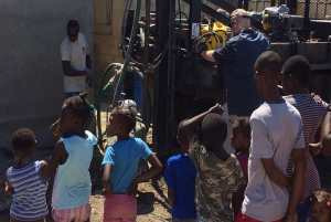 Well Drilling in Haiti