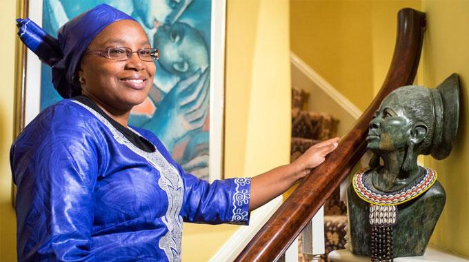 Kenyan Woman, Wairimu Nderitu, Wins Award For Peacemaking