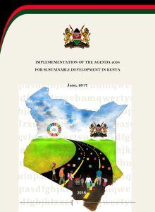 Thumbnail Of Kenya HLPF Report June 2017
