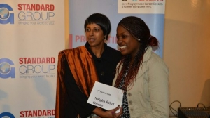 MDG 3 Youth Photojournalism Awards Night