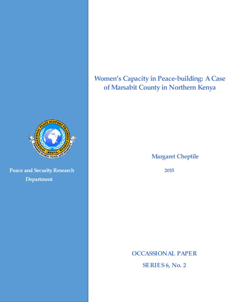 thumbnail of Womens_Capacity_ in_Peace-building_A_Case_of_Marsabit_County_in_Northern_Kenya