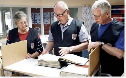 Cadeaux généalogiques - Genealogiste pro