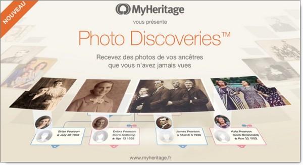 Actualité genealogie Janvier 2018 - MyHeritage