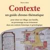 Actualité genealogie Mars 2018 - Contexte