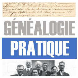 GénéalogiePratique Logo