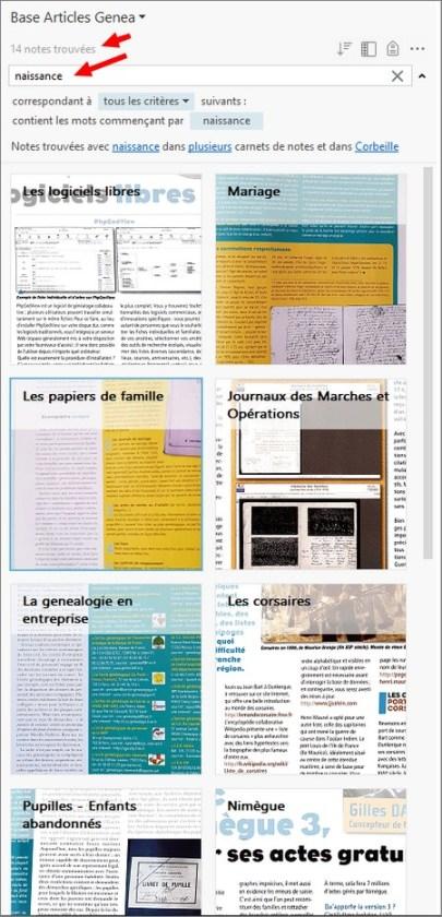 Numérisez et organisez les articles de vos magazines de généalogie - Recherche notes