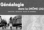 Généalogie dans la Drôme (26)