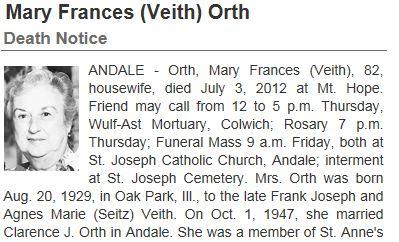 Obituary on Legacy.com