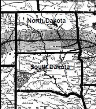 North Dakota Federal land grant