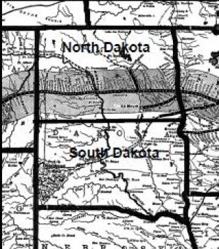 North Dakota Federal land grant