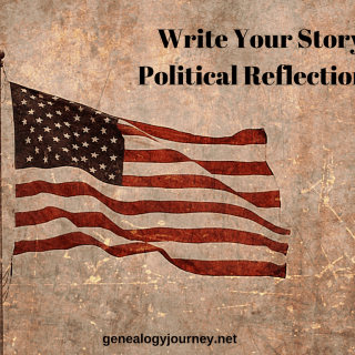 Reflections on A Political Life Journey