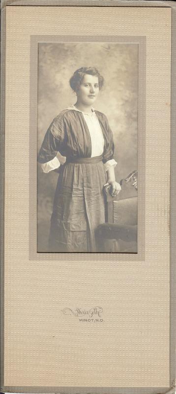 Anna (Zurcher) Koster (1897-1954)
