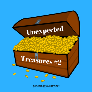 Unexpected Treasures #2