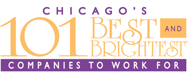 """Geneca named one of """"Chicago's Best and Brightest Companies to Work For"""""""