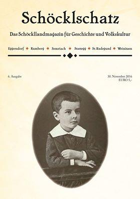 Cover Schoecklschatz Ausgabe 6