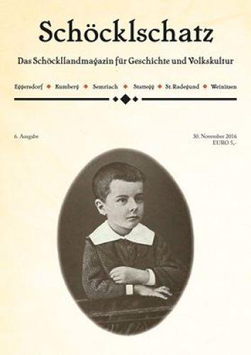 Cover des Schöcklschatz Nr. 6