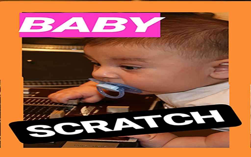 Tu Primer Scratch – El Baby Scratch