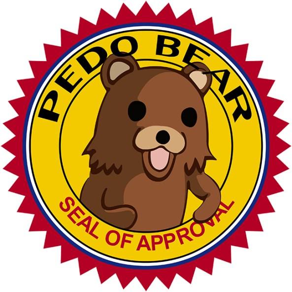 Pedo-bear-seal-of-approval