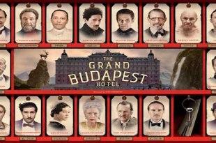 EL GRAN HOTEL BUDAPEST: un humor muy especial