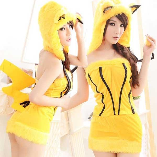 Cosplay-Pikachu-24