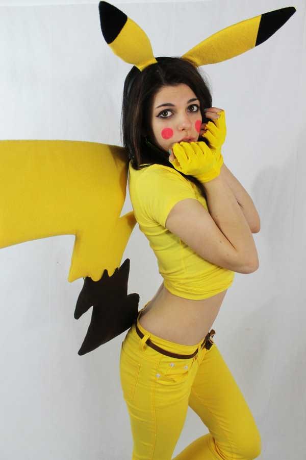 Cosplay-Pikachu-34