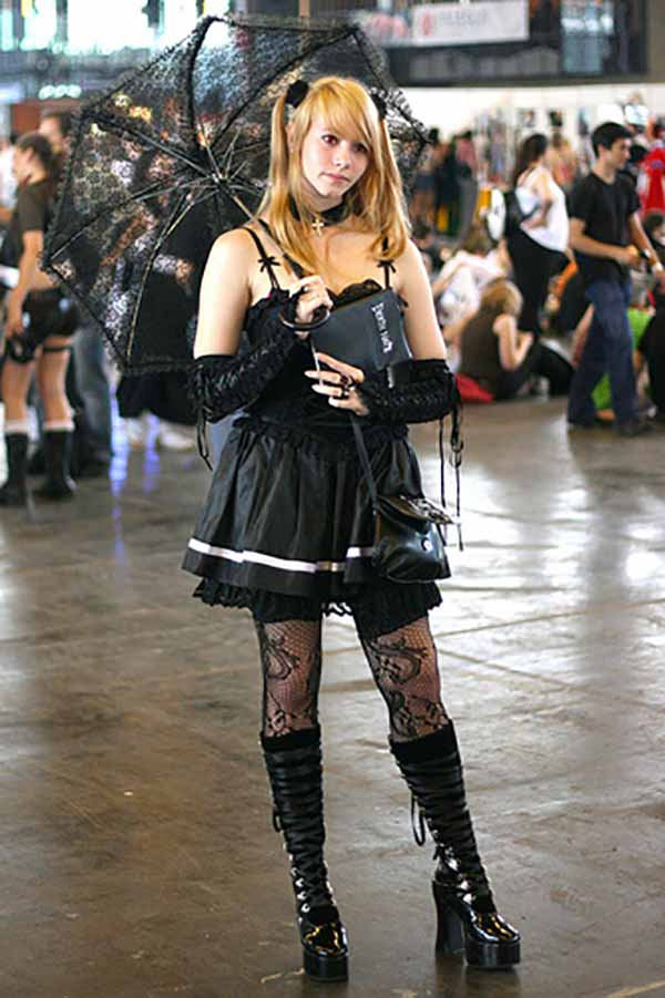 Japan Expo 10th Anniversary - Misa (Death Note)