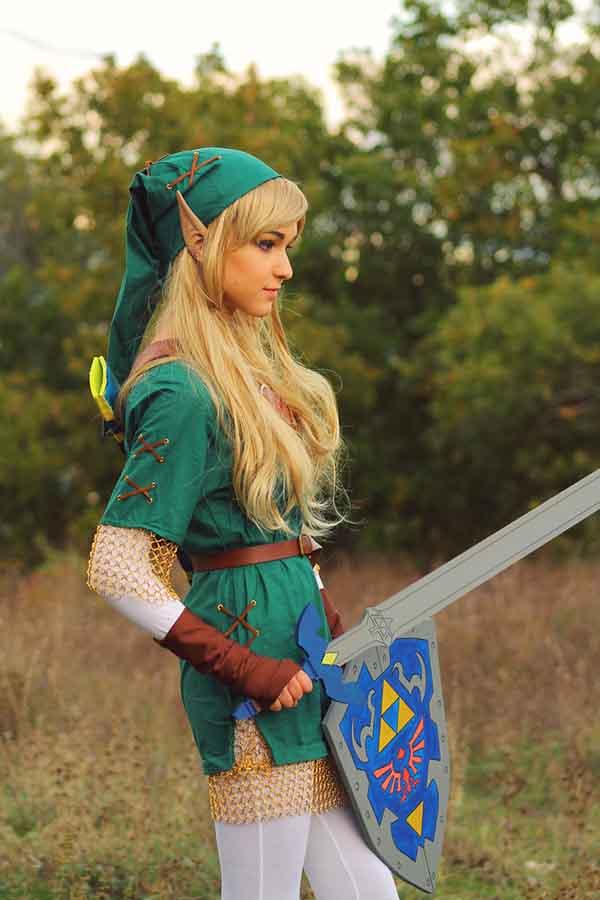 Cosplay-Link-girl-1