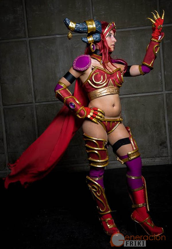 Cosplay-Alexstrasza-Wow-44